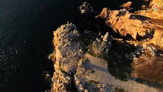 La Bretagne Sud - Camping de Bénodet - 4K