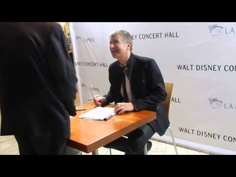 Jean-Yves Thibaudet Signs Autograph for Keith Urban