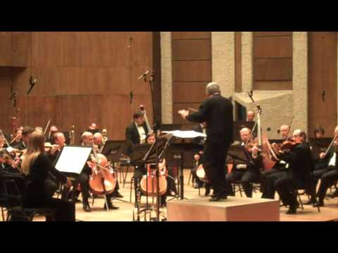 (2) Donald Sosin: 3 Psalms for Orchestra