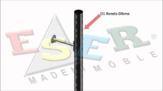 Video Mağaza Dekorasyon ve Raf Sistemleri Ekipmanları - D1 Rondo Dikme download MP3, 3GP, MP4, WEBM, AVI, FLV Desember 2017