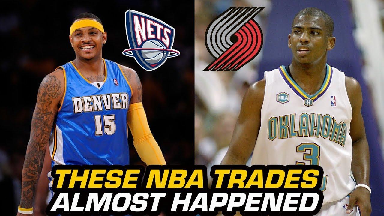 Trades Nba