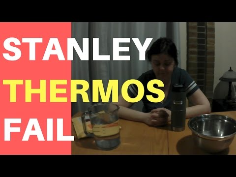 Stanley Thermos Follow Up Review
