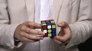Ian Scheffler Cracks the Rubik