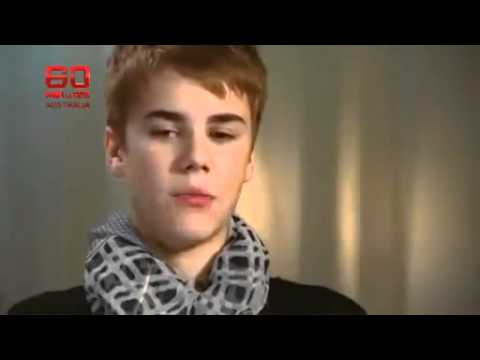 Justin Bieber Interview On 60 Minutes 2011