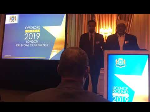 Somalia OFFSHORE OIL 2019 London Part  1