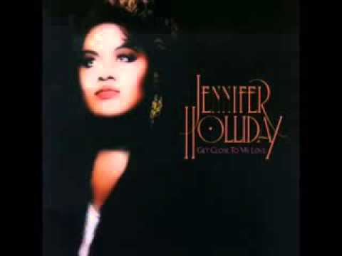 Jennifer Holliday - Giving Up