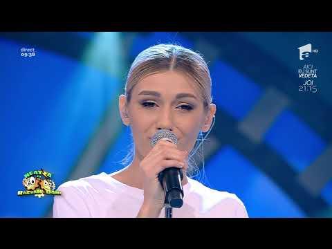 LIVE! Alina Eremia - Medley