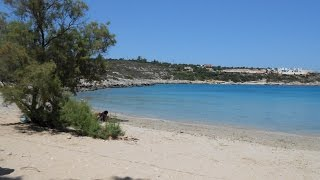 Loutraki beach Akrotiri Chania Crete Greece Mikrokosmos Microcosmo Creta(This video was recorded on June the 11th, 2015 at Loutraki beach Akrotiri Chania Crete Greece - Please visit our website Mikrokosmos Kriti - Microcosmo Creta ..., 2015-11-25T16:04:39.000Z)
