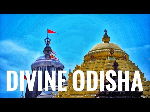 DIVINE ODISHA // 2017 // Travel Vlog