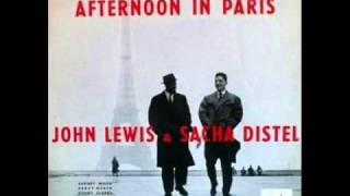 Dear Old Stockholm - John Lewis & Sacha Distel