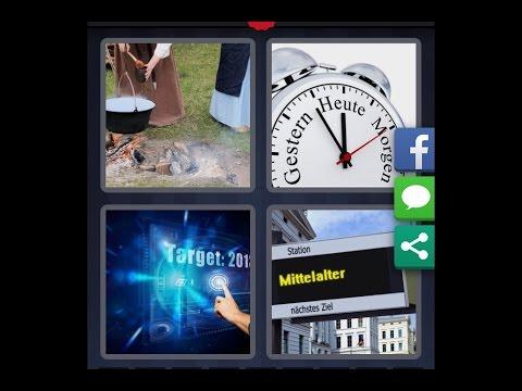 4 Bilder 1 Wort Level 30