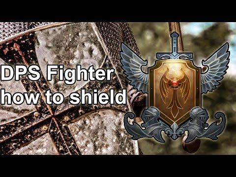 mod 16 'GF' shield mechanics & shores solo - fighter