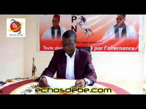 Echos de Bè:  M.Tikpi Atchadam lance un appel pour les manifestations des 20 et 21 septembre 2017