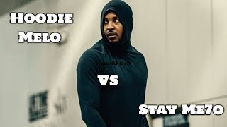 Carmelo Anthony 'Hoodie Melo' Motivational Workout