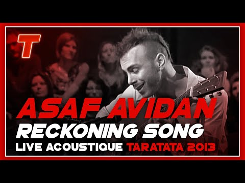 "Asaf Avidan ""Reckoning Song"" acoustic  -  TV Taratata"