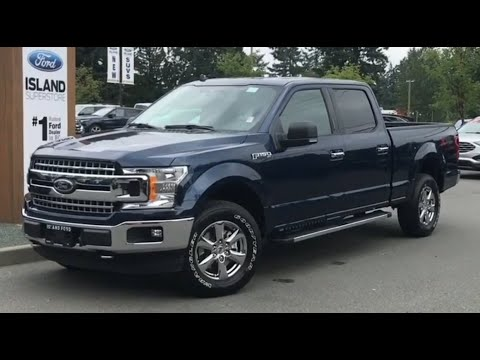 2019 Ford F-150 XLT 302A 5.0L SuperCrew Review| Island Ford