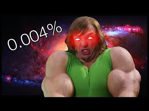 Shaggy Accidentally Uses 0.004% of his Power