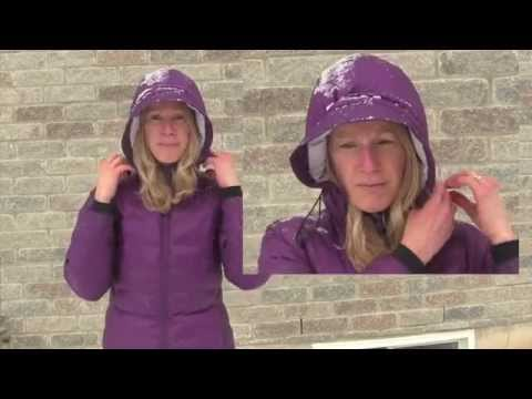 Canada Goose toronto online price - Canada Goose Women's Camp Hooded Down Jacket Review by Peter Glenn ...