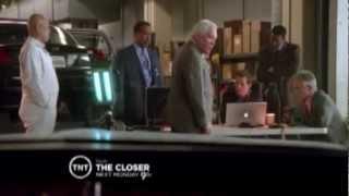 The Closer 7x15 promo