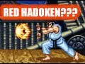 SF2 GLITCH: RED HADOKEN   Secret Fireball SF2