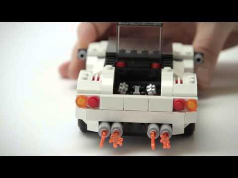 Make your cars cooler - LEGO Creator - Designer Tips
