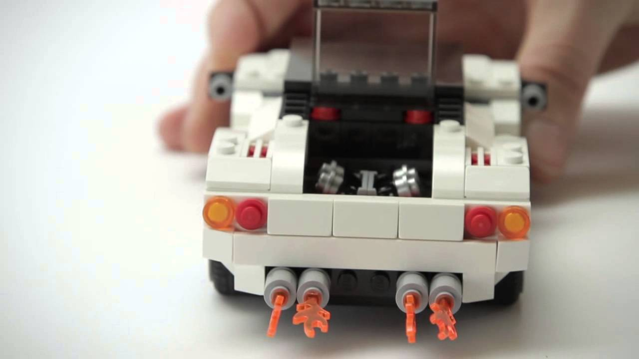 Make Your Cars Cooler LEGO Creator Designer Tips YouTube - How to make car cooler