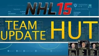 NHL 15: HUT Team Update Ep.14 - Back From The Holidays -