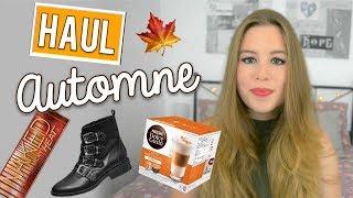 ♡ HAUL d'automne Mode, Beauté & Maison