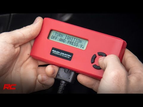 Speedometer Calibrator by Rough Country