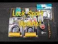 [205] Lock Sport Update:  Big Thank You To Bored Lock picker! 👍👍
