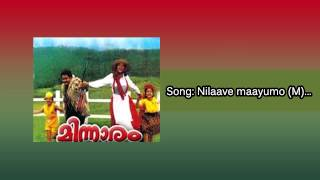 Nilaave maayumo (M) - Minnaram