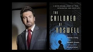 """Don Schmitt (10-17-17) Roswell Witnesses Harassed and """"Disappeared"""""""