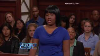 Funniest moment in D court