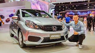 Download Video Tìm hiểu chi tiết xe giá rẻ Honda Brio 300 triệu - Đối thủ Toyota Wigo chuẩn bị bán tại Việt Nam MP3 3GP MP4