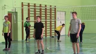 урок Физической культуры по методу круговой тренировки 11 класс волейбол