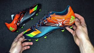 New Messi Football Boots: adidas Messi15.1 - Unboxing