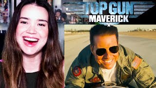 TOP GUN: MAVERICK | Tom Cruise | Trailer Reaction!