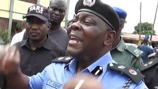 BREAKING NEWS NIGERIA POLICE FORCE PARADES  SUSPETS AND OTHERS