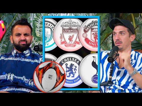 SUPER LEAGUE: Billionaires Hijack European Soccer | Andrew Schulz & Akaash Singh