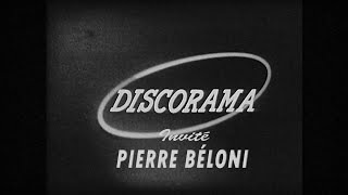 Discorama 1966 - La belle vie - Pierre Béloni