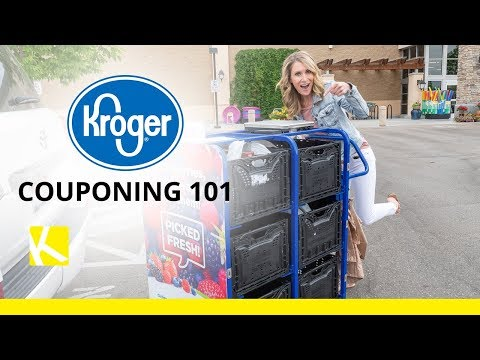 The Ultimate Guide To Couponing At Kroger