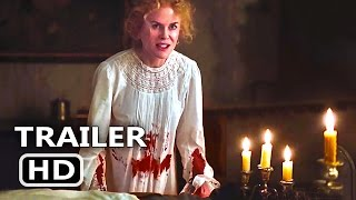 THE BEGUILED Trailer (2017) Colin Farrell, Elle Fanning, Sofia Coppola Drama Movie HD