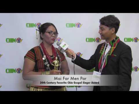 Mai Far Men Par, 20th Century Favorite Chin Gospel Singer Award Winner