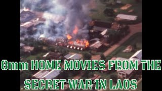 8mm HOME MOVIES FROM THE SECRET WAR IN LAOS  75022