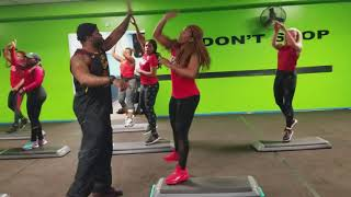 Xtreme Hip Hop with Phil : Let's work it out.