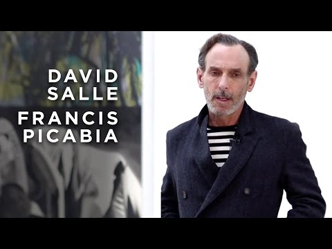 David Salle / Francis Picabia  | Galerie Thaddaeus Ropac | Paris - Marais | 2013