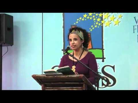 """V FESTIVAL INTERNACIONAL DE POESIA """"Poesia e formação"""" - Ana Vieira Pereira Poetisa  portuguesa"""