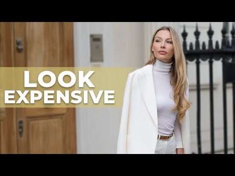How To Look Expensive On A Budget - MY BEST TIPS!