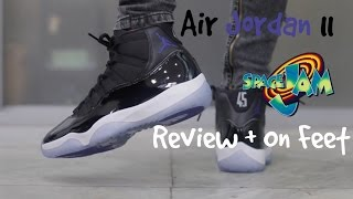 Air Jordan 11 Space Jam 2016 Review & On Feet