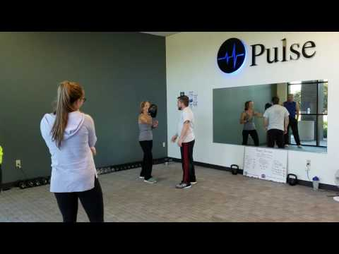 Elbow Strike - Self Defense Workshop with Tulsa Fight Club Owner John Holt @ Pulse Personal Training